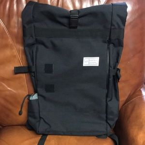 Unsettle & Company Commuter Roll-Top Bag